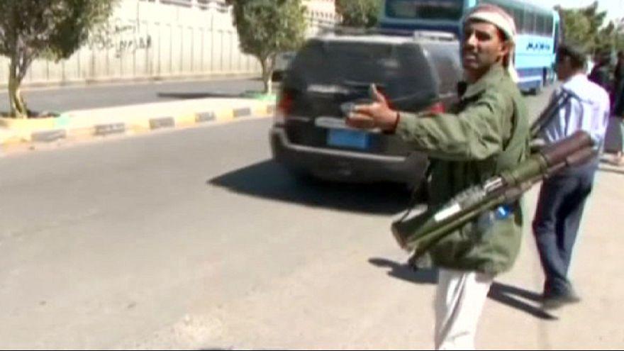 Máxima tensión en la capital de Yemen