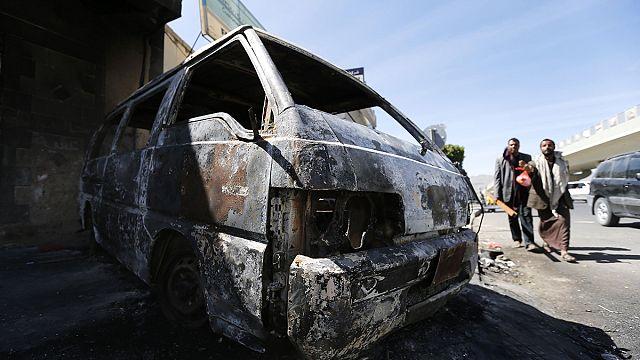 Yemen'de Husiler başkentin kontrolünü tamamen ele geçirdi