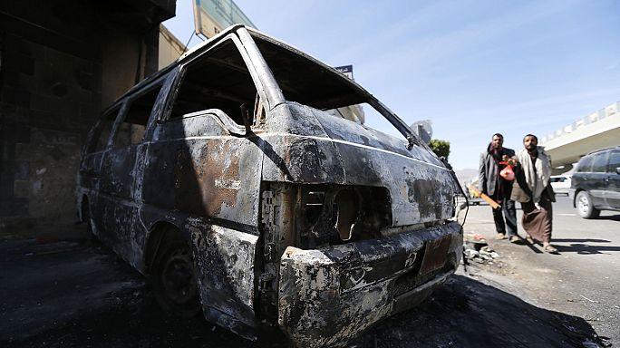 Elfoglalták a jemeni elnöki palotát a síita lázadók