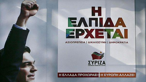 """""""Con Syriza en el gobierno es imposible el Grexit"""" afirma Dimitrios Papadimoulis"""