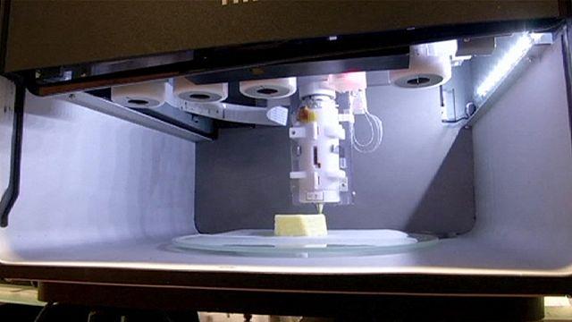 Принтер 3D - пекарь и кондитер