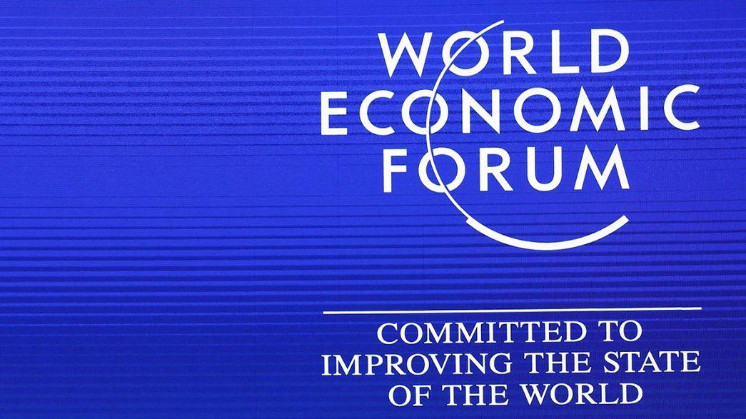 """Davos, come curare la """"malata"""" Eurozona"""
