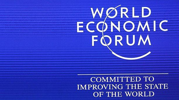 A quelques heures des annonces de la BCE, le Forum Economique Mondial de Davos est attentif