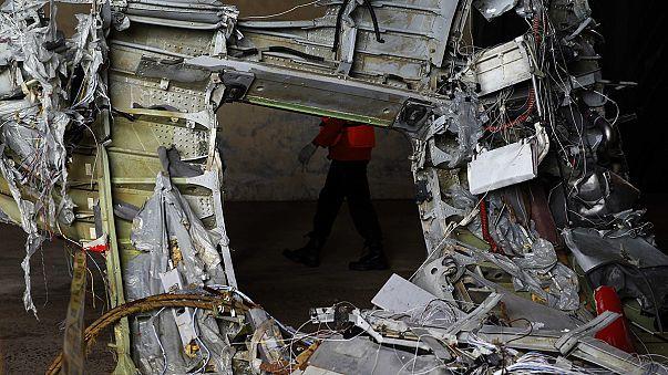 Падение AirAsia: сигнал бедствия прозвучал прямо перед катастрофой