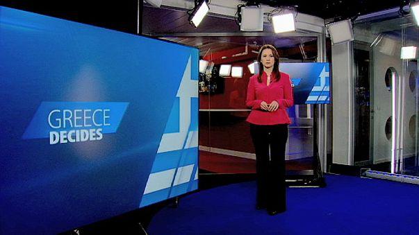 La salida de Grecia del euro marca la campaña electoral
