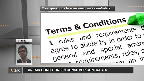 قوانین اتحادیه اروپا برای حمایت از شهروندان در مقابل قراردادهای ناعادلانه