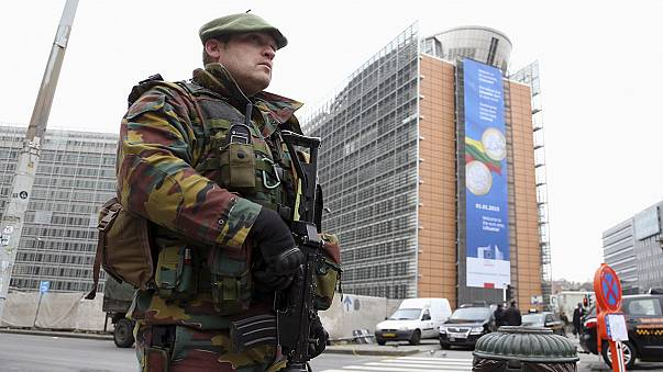 EU pushes for quick decision on new anti-terror law