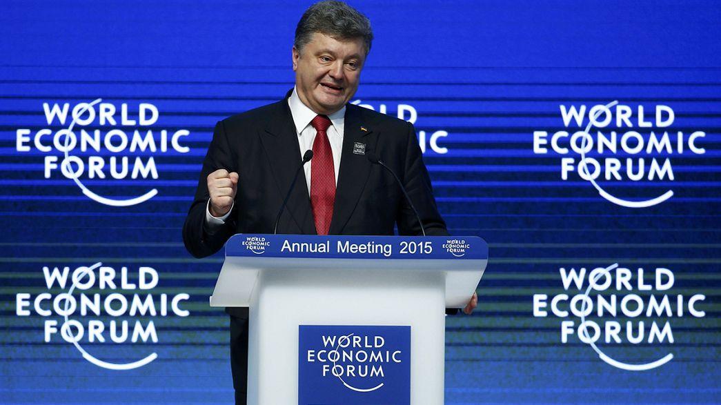 Russia has up to 9,000 troops in Ukraine, says Poroshenko