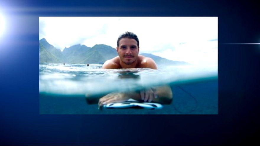 El mundo del surf llora la pérdida del brasileño Ricardo dos Santos