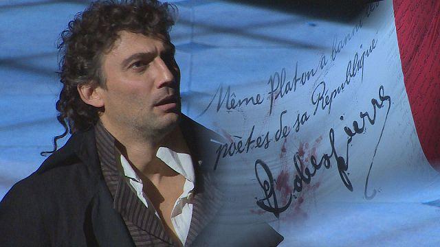 """""""Andrea Chénier """", Jonas Kaufmann chante la passion mortelle à Londres"""
