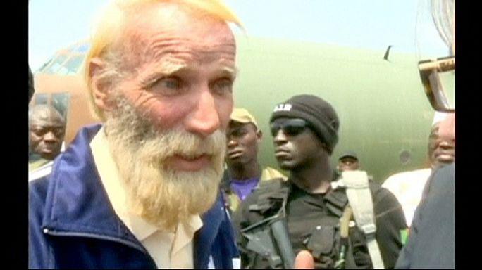 Boko Haram tarafından kaçırılan Alman rehine artık serbest