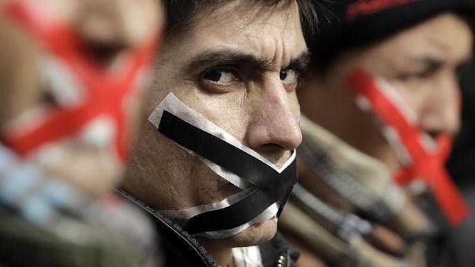 """La jeunesse grecque : """" le changement viendra de nous"""""""