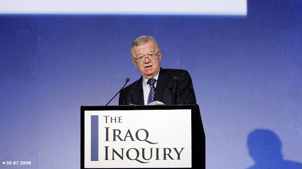 Retrasado hasta después de las elecciones el informe sobre la participación del Reino Unido en la guerra de Irak
