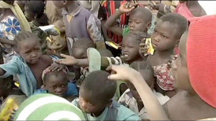 Auf der Flucht vor Boko Haram