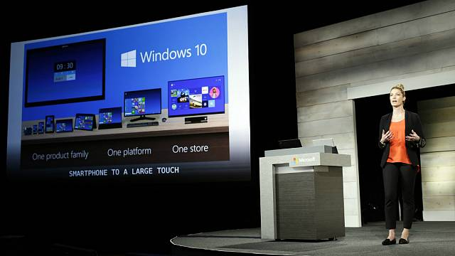 Девять фактов об операционной системе Windows 10