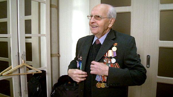 Όταν ο σοβιετικός στρατός έφθασε στο Άουσβιτς