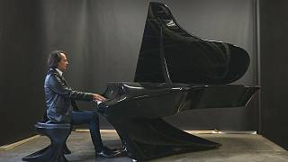 'Revolutionary' hi-tech piano unveiled in Hungary