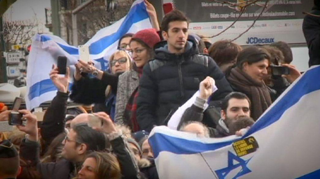 O medo crescente dos judeus franceses e a fuga ao antissemitismo