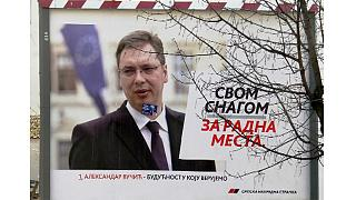Freedom of the press: war of words between EU and candidate country Serbia
