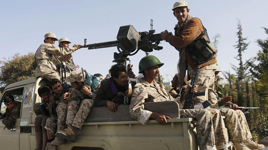 Jemen: Huthi belagern weiter Präsidentenpalast
