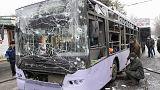 Трагедия в Донецке: Украина и Россия обвиняют друг друга