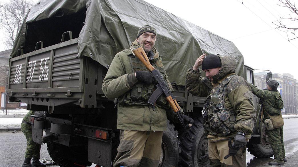 L'Ucraina perde il controllo dell'aeroporto di Donetsk