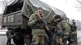 Ukrainische Armee gibt Flughafen von Donezk auf
