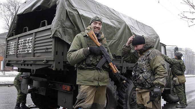 Украинские военные потеряли контроль на аэропортом Донецка