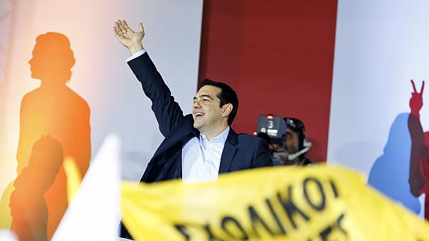 SYRIZA widening lead in Greek elections