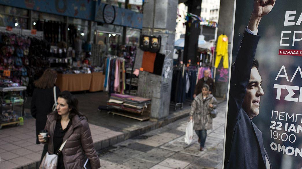 Los griegos no reciben con esperanza las elecciones del domingo