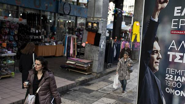 Soup kitchens and start-ups share Greece election anxiety