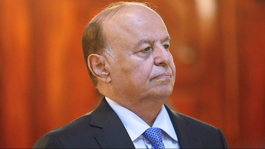 Yemen's president resigns after standoff with Houthi rebels