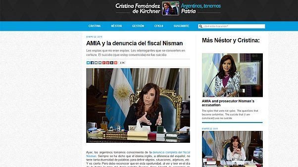 رییس جمهوری آرژانتین: مرگ دادستان آمیا خودکشی نبود