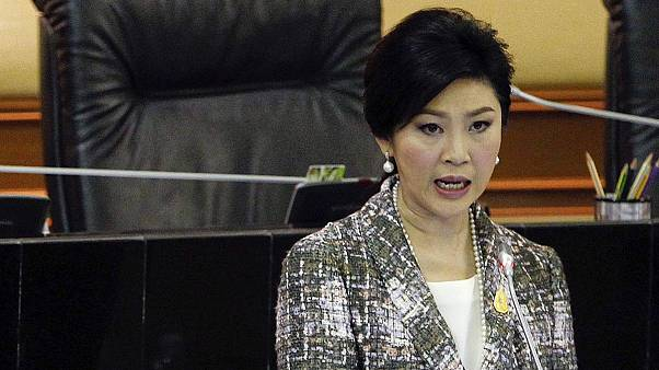 Former Thai PM Shinawatra impeached over rice subsidy scheme