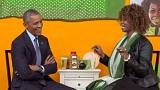 Barack Obama en directo a través de Youtube