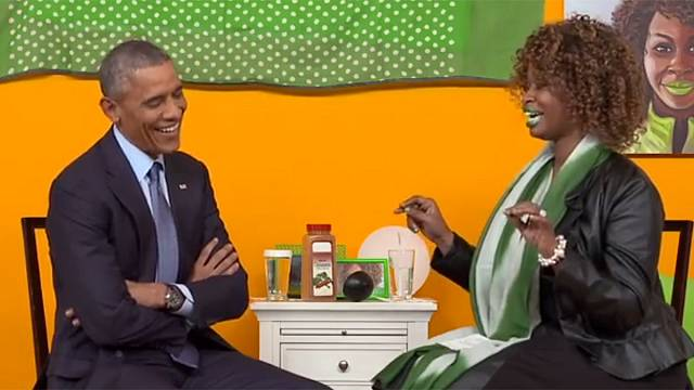 YouTube bloggers interview Obama at White House