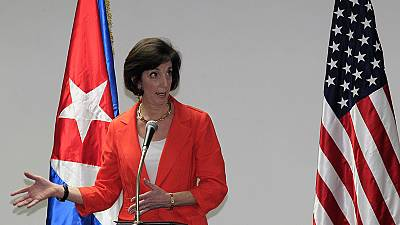 US says mistrust must be overcome to restore Cuba ties