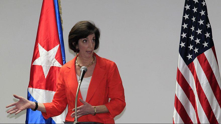ABD ile Küba arasındaki tarihi görüşmeler sona erdi