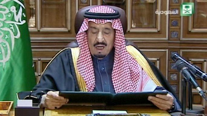 الأمير سلمان يخلف الملك عبد الله على عرش المملكة السعودية متعهدا بالاستمرارية