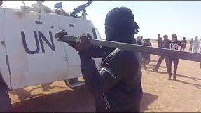 Protestos no Mali contra ataques da ONU
