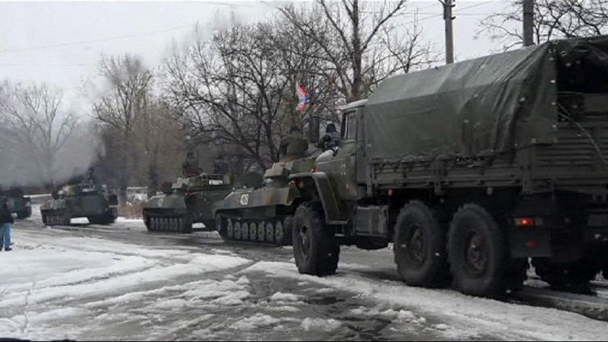 Para los rebeldes prorrusos no habrá tregua en el este de Ucrania