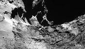 Rosetta's 67P comet shows signs of 'goosebumps'