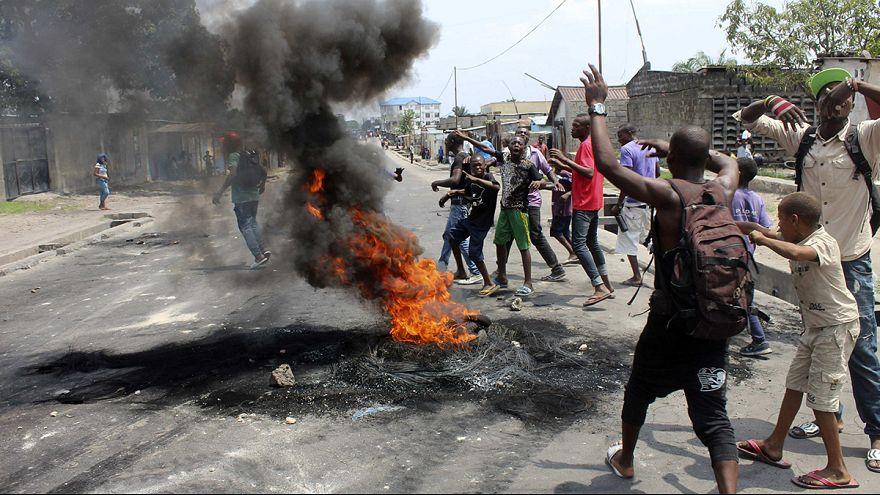 سنای کنگو در پی بازگرداندن آرامش به پایتخت