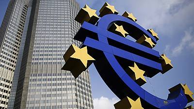 Business surveys show moderate eurozone grow, but firms forced to cut prices further