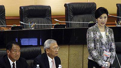 Thaïlande: Shinawatra exclue de la vie politique et bientôt jugée