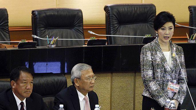 Thaïlande : Shinawatra exclue de la vie politique et bientôt jugée