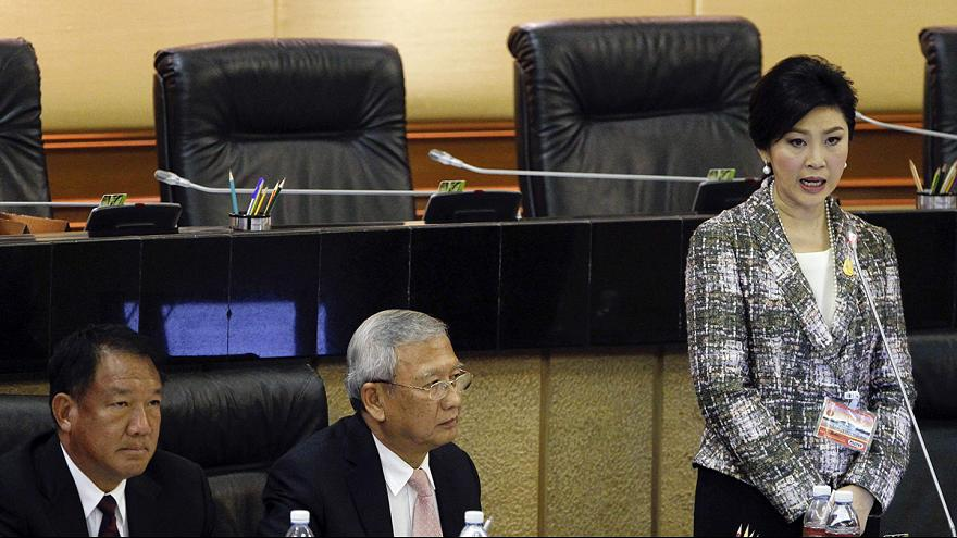 Thailand: Army urges respect for Yingluck Shinawatra impeachment