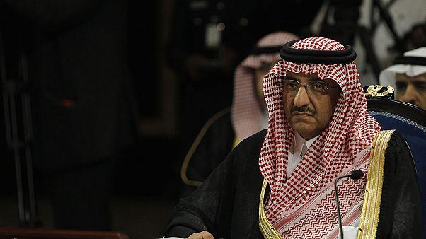 اسرة آل سعود تختار  الرجل القوي  محمد بن نايف لقيادة المملكة مستقلا