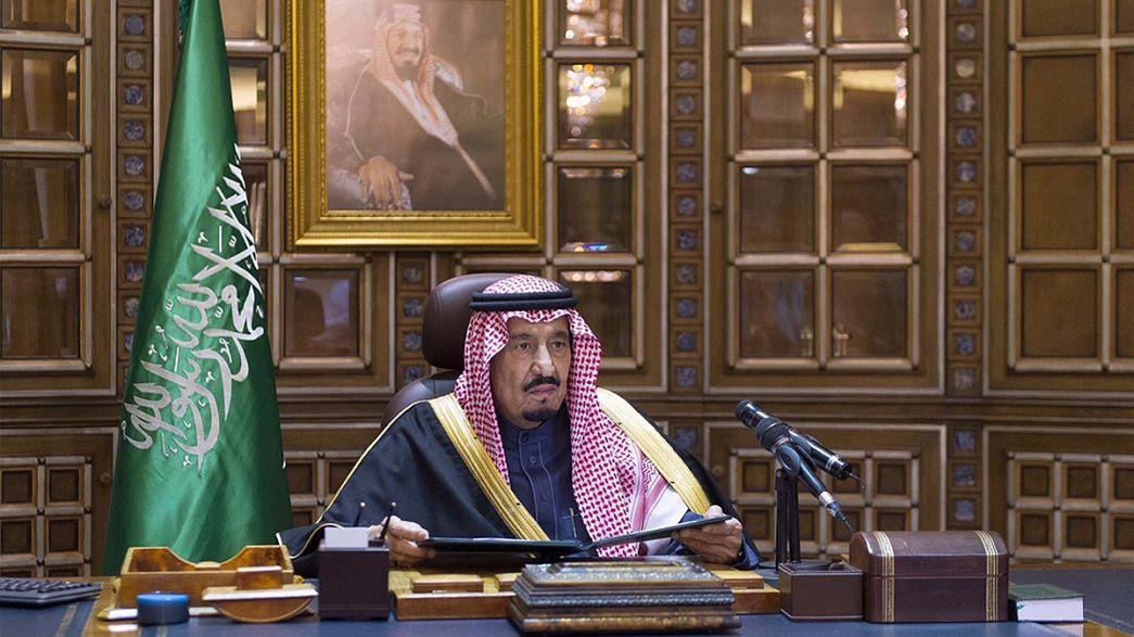 Neuer König von Saudi Arabien steht vor schweren Aufgaben