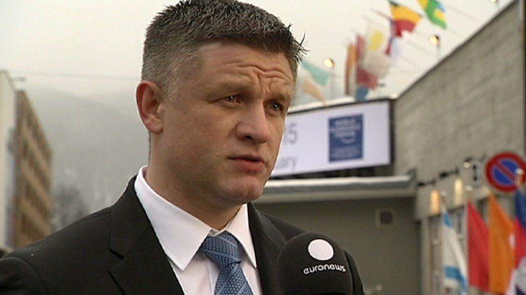 Ukrainischer Vize-Präsidialamtschef: Harte Worte an Russland